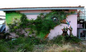 10 Arte urbano y naturaleza la combinacion perfecta