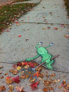 14 Arte urbano y naturaleza la combinacion perfecta