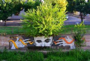 20 Arte urbano y naturaleza la combinacion perfecta