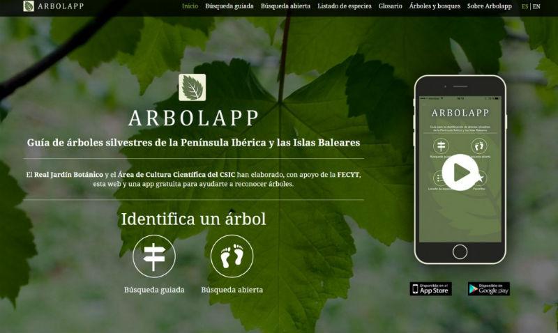 Arbolapp Canarias