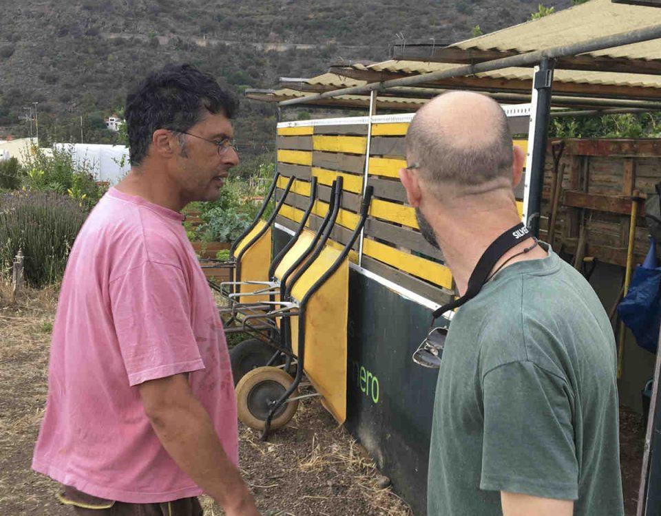 huerto ecologico primeros pasos canaragua