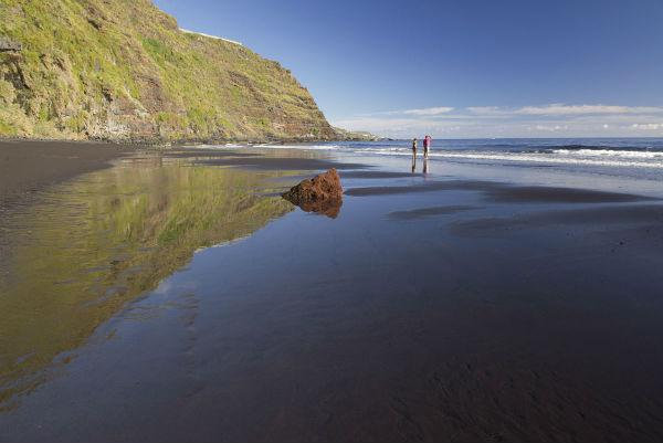 Playas de Canarias. Playa de Nogales, Puntallana (La Palma) FOTO: TURISMO CANARIAS