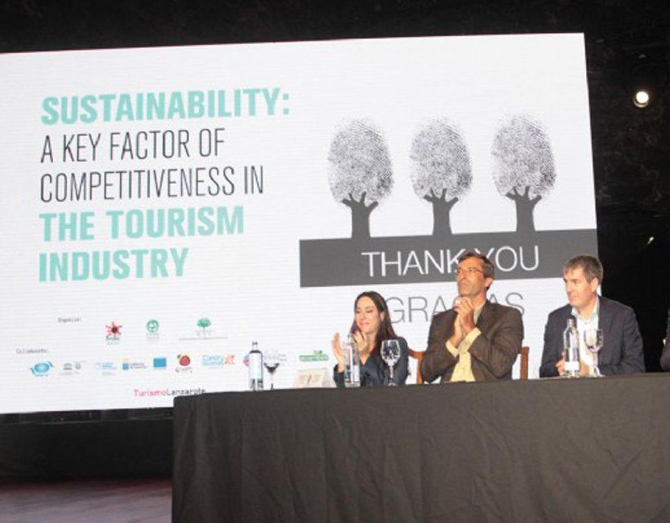 201710 Cumbre de Lanzarote Turismo sostenible