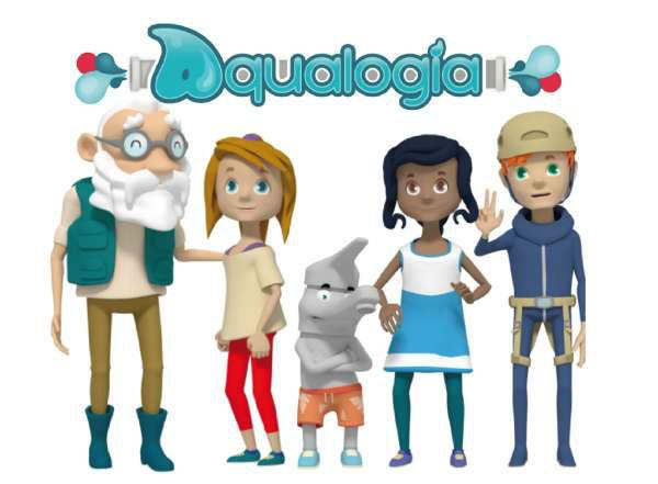 201801 Aqualoga acercando el ciclo urbano del agua a los escolares