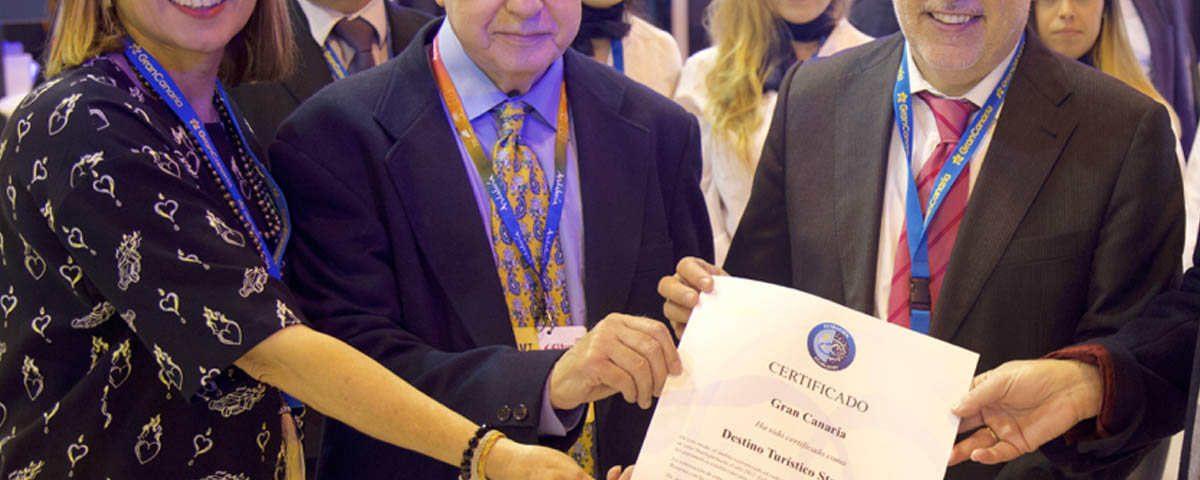 201801 La UNESCO declara a Gran Canaria como Destino Starlight