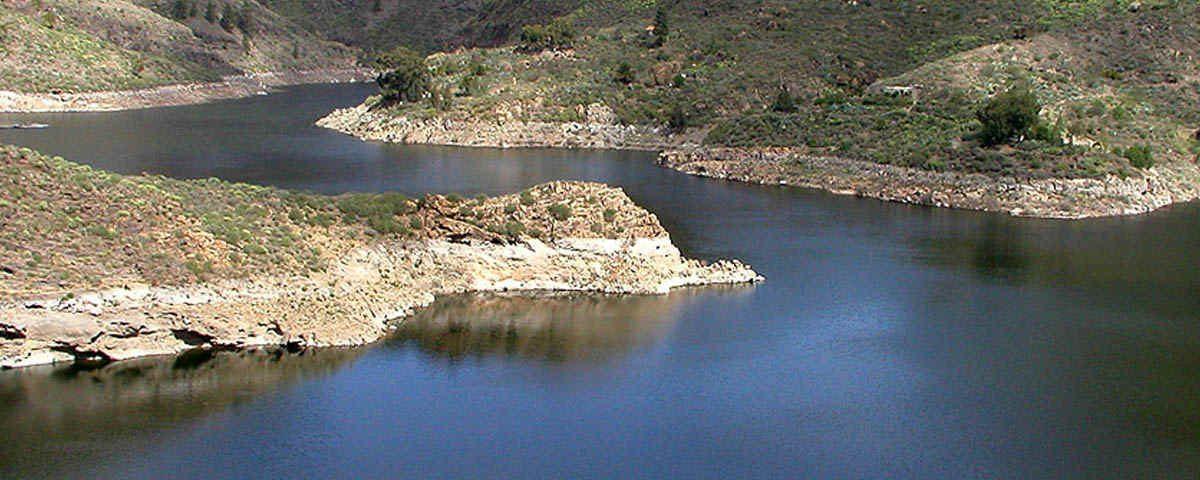 201803 Las presas de Gran Canaria recogen 12 millones de metros cubicos de agua 1