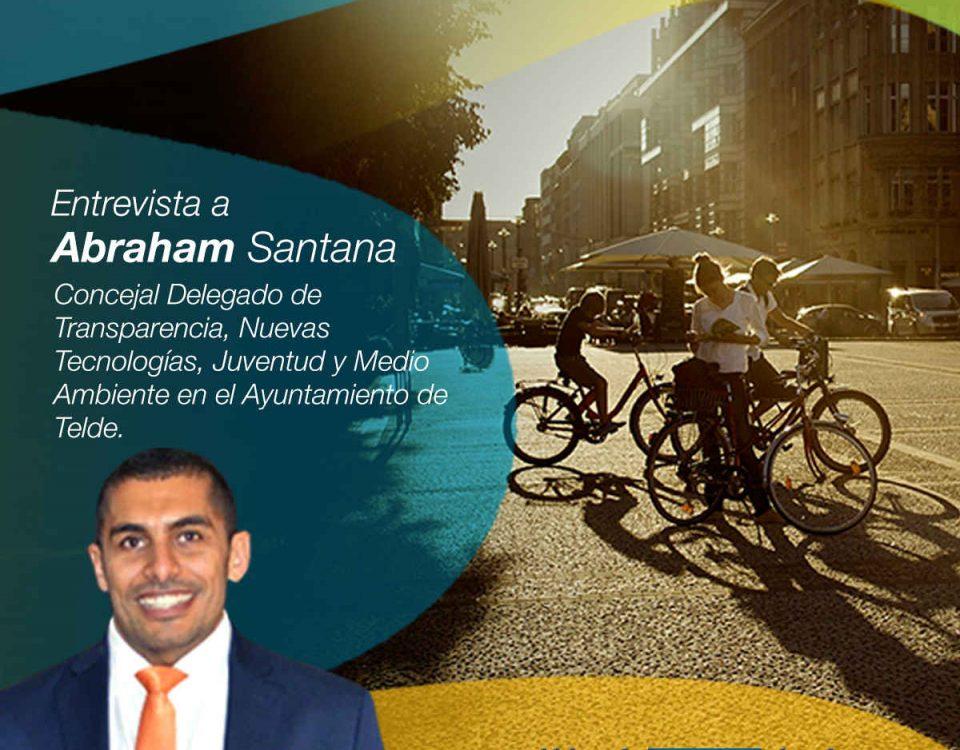 201804 Abraham Santana En Canarias somos dependientes el coche hace falta cambiar la mentalidad