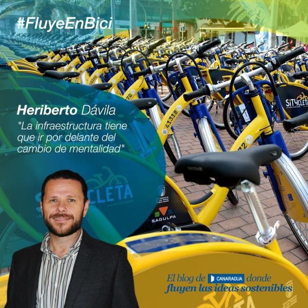 201804 Heriberto Davila La infraestructura tiene que ir por delante del cambio de mentalidad