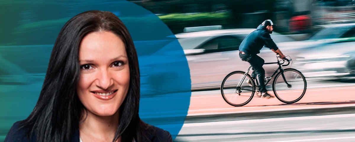 201804 Zaida Gonzalez movilidad fluye en bici