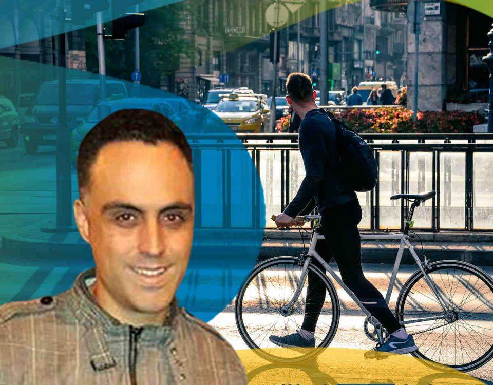 201805-Eleazar Borrego Brito El uso de la bicicleta es un pilar importantsimo para obtener un grado