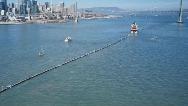 201809 The Ocean Cleanup la barrera que promete limpiar las toneladas de plasticos de los oceanos