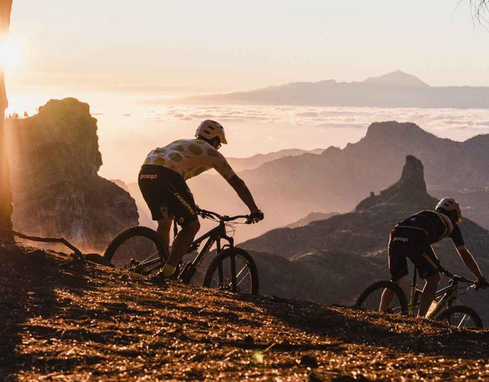 201901 Gran Canaria presenta una estrategia integral con rutas ciclistas