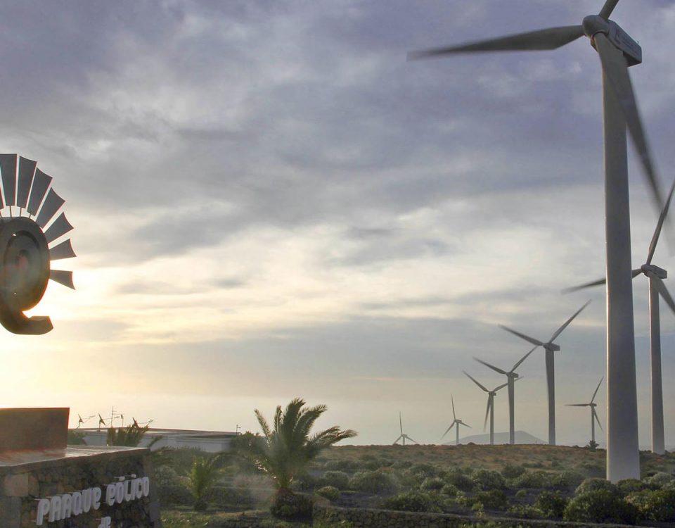 201903 Lanzarote, isla renovable y sostenible
