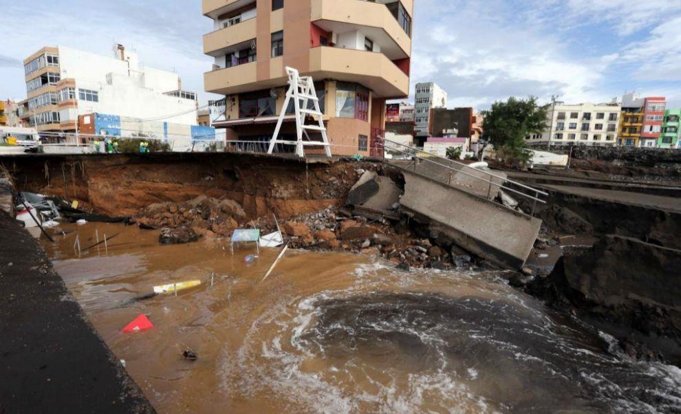 La resiliencia del territorio, una necesidad para Canarias 2