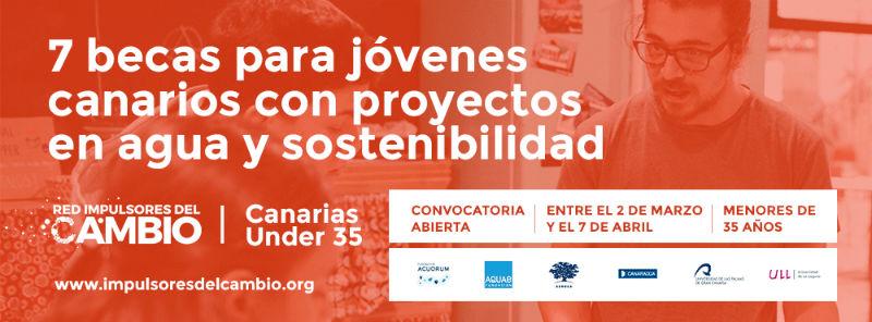 La Red Impulsores del Cambio busca jvenes emprendedores sociales en Canarias-fluyecanarias