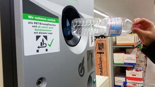 201802 Un supermercado de Galdar primero en Canarias en instalar mquinas de reciclaje con incentivos 1