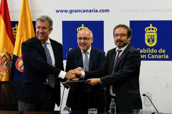 201807 Gran Canaria albergara la primera Incubadora de Alta Tecnologia Marina del mundo