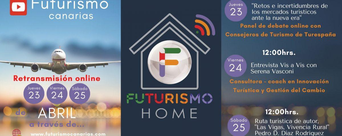 programa de futurismo home en canarias