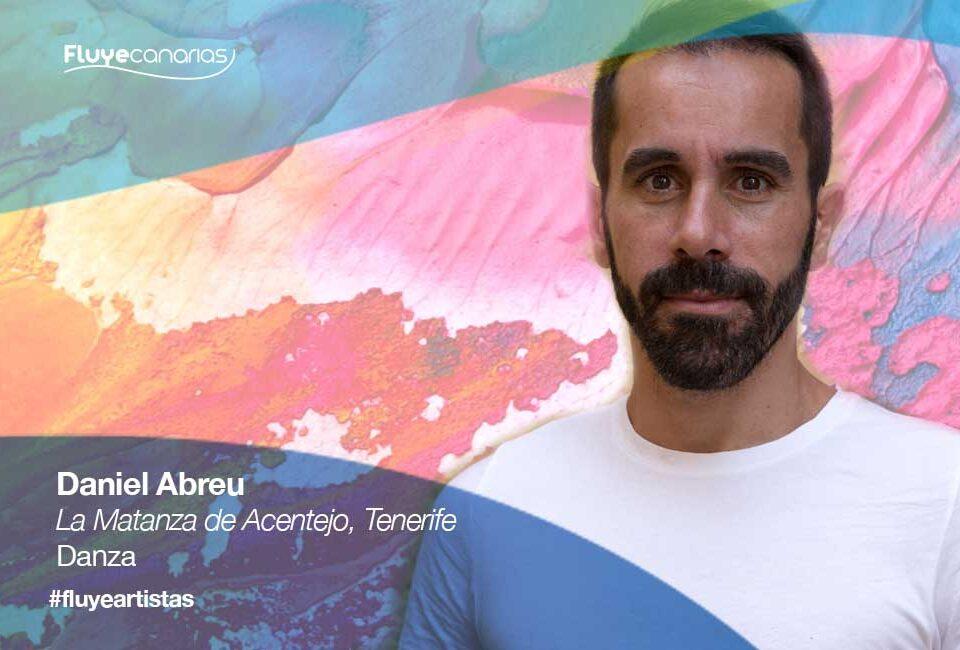 Daniel Abreu es bailarín y coreógrafo