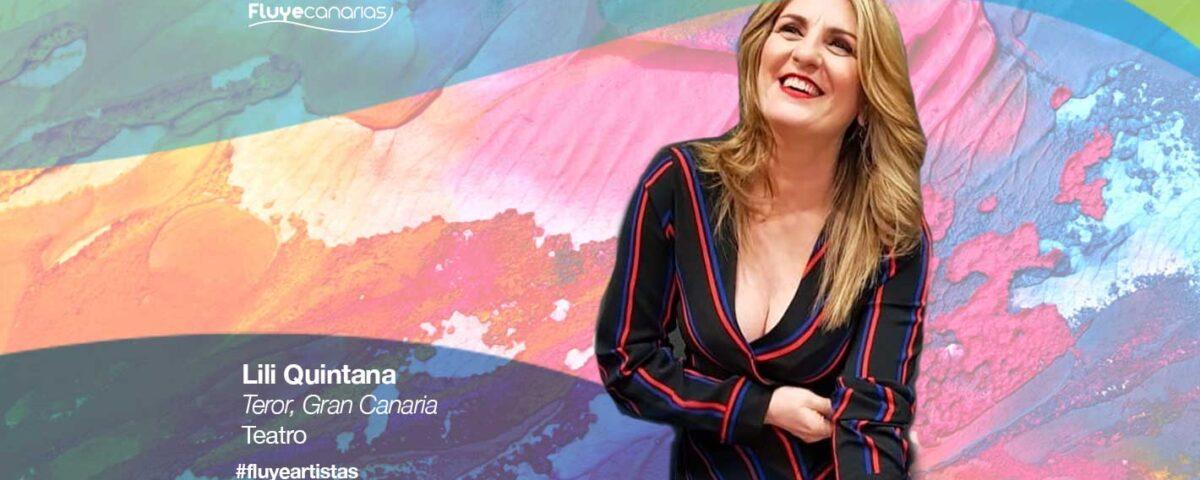 Lili Quintana, actriz de teatro y televisión