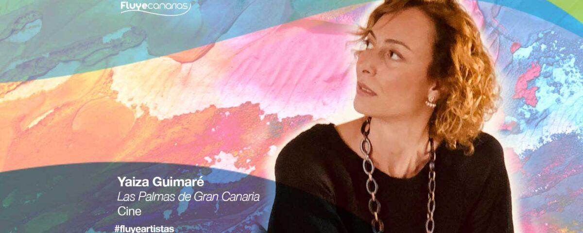 Yaiza Guimaré es actriz de cine y televisión