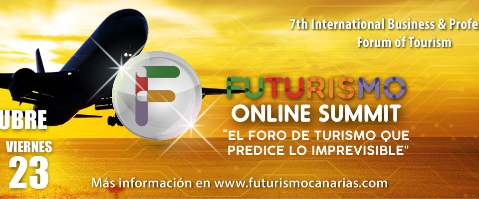 Futurismo Online Summit Cartel 2020