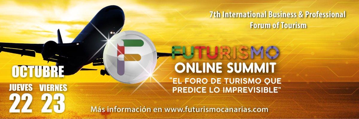 Futurismo Online Summit Cartel 2020