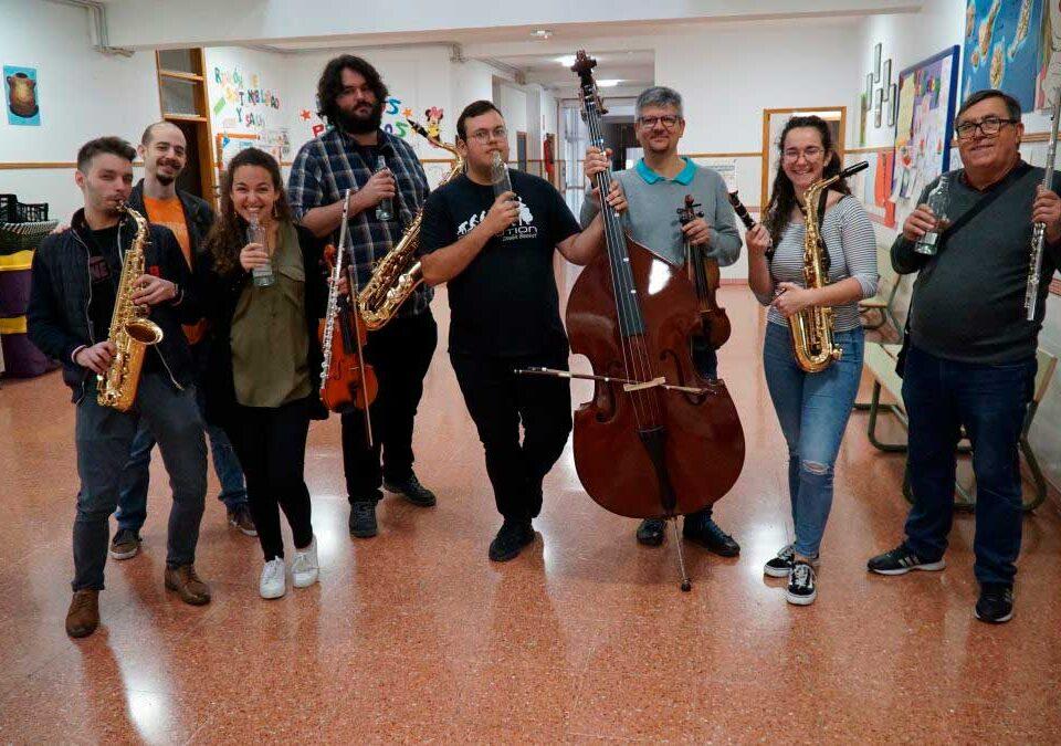 Barrios orquestados proyecto pedagógico en canarias