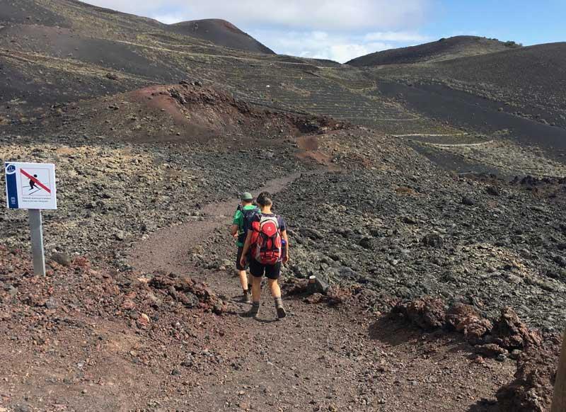 espacios naturales de La Palma