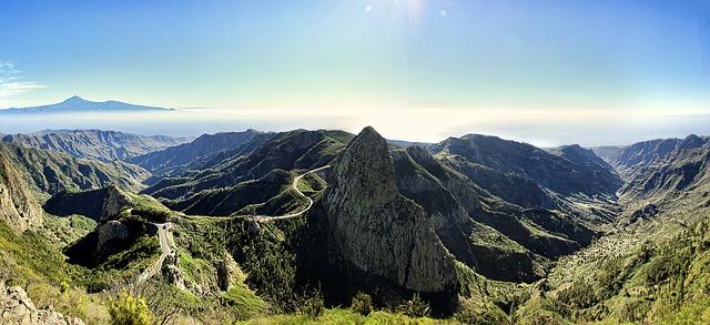 La Gomera, destino de Turismo Activo, Los Roques