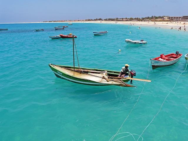 La Gomera y Cabo Verde
