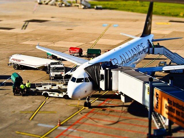 conexiones aéreas con Alemania