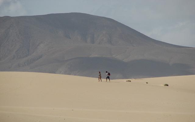 Plan de Empleo de Fuerteventura contra el cambio climático