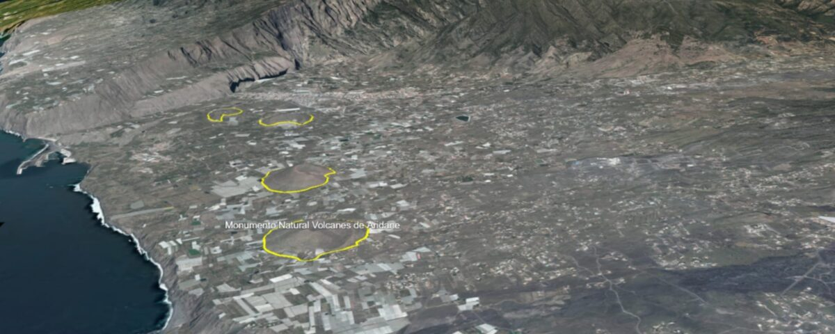 Monumento Natural Volcan de Aridane